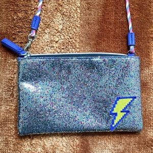 Rockets of Awesome Glitter Purse
